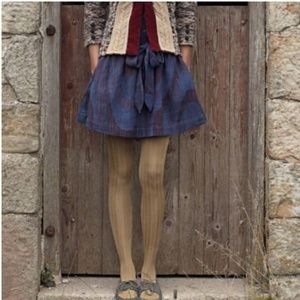 Anthropologie Cidra Ikat Ethnic Mini Skirt